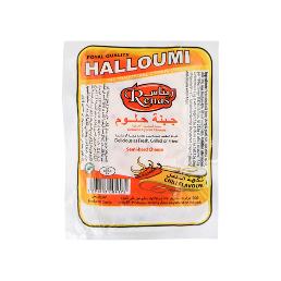 Renas Halloumi Cheese With Chilli 200g