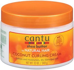 Cantu Natural Coconut Curling Hair Cream 340g