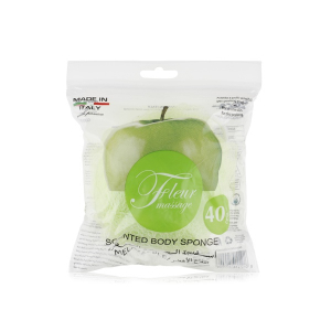 Zeca Fleur Perfumed Bath Sponge Apple 40g
