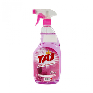 Taj Window Cleaner Rose 750ml