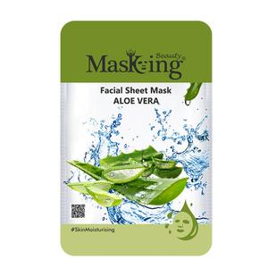 Mbeauty Serum Mask Sheet Aloevera 20ml