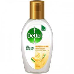 Dettol Golden Melon Moisturizing Hand Sanitizer 50ml