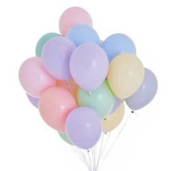 Johny And Johny Standared Balloon 9 Inch 1set