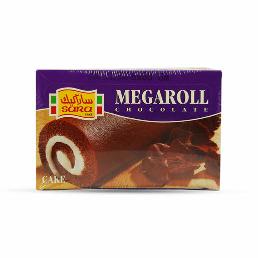Mega Roll Chocolate 6x60g
