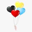 Sunny Balloons Heart Shape 240pcs