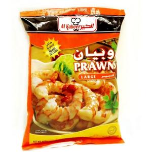 Al Kabeer Shrimps Large 400g