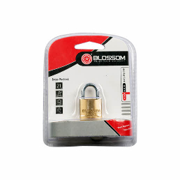 Blossom Handle Lock 1pc