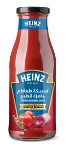 Heinz Tasbeeka Onion & Pepper Sauce 290g