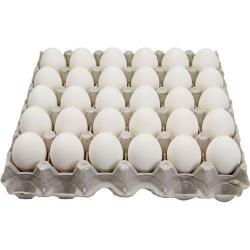 Euro Farm White Eggs Large 30s