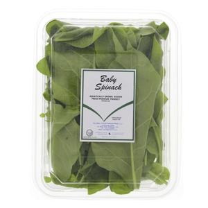 Baby Spinach Aquaponic UAE 100g