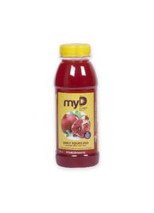 My D Pomegrante Juice 330ml
