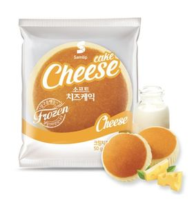 Samlip Frozen Soft Cheese Cake Original 50g