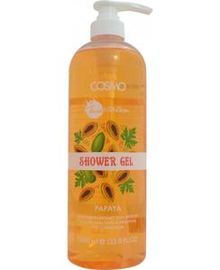 Cosmo Shower Gel Papaya 1L