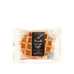 Avieta Pearl Sugar Waffles 90g