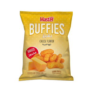 Master Buffies Cheese 30g