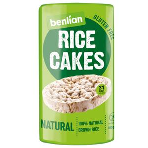 Benlian Rice Cakes Natural 100g