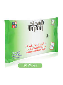 Union Antibacterial Wipes 3x20s