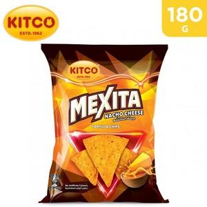 Kitco Mexita Nacho Cheese Tortilla Chips 180g