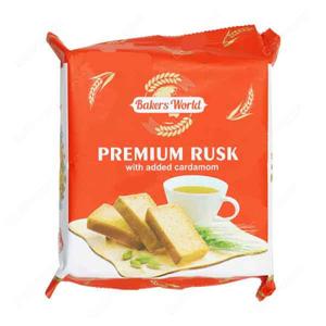 Bakers World Premium Eliachi Rusk 200g