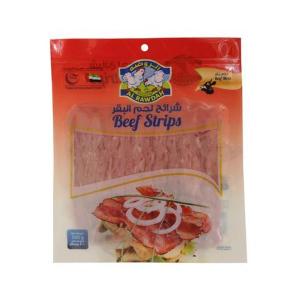 Al Rawdah Beef Strips 200g