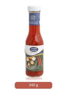 Union Extra Hot Chilli Sauce 340g