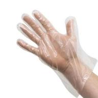 Pro Gloves Plastic 100s