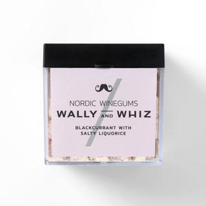 Wally And Whiz Blackcurrant With Salty Liquorice 1pc