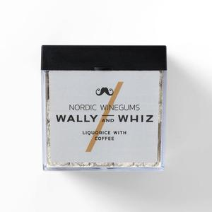 Wally And Whiz Liquorice With Coffee 1pc