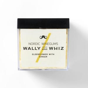 Wally And Whiz Elderflower With Ginger 1pc