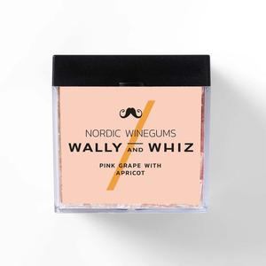 Wally And Whiz Pink Grape With Apricot 1pc
