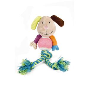 Beezteez Textile Dog Toy Genjo 1pc