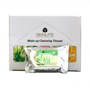 Skinlite Aloe Make Up Cleansing Tissues 30s