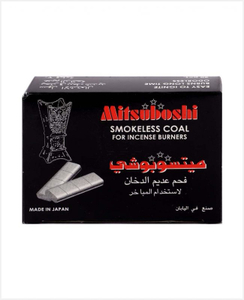 Mitsuboshi Smokeless Clear Fragrance Incense 20s