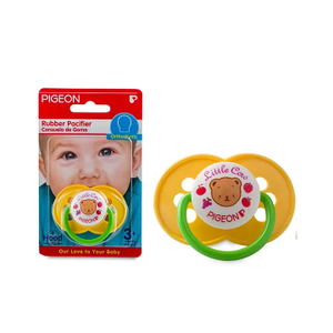 Pacifier Orthodentic Rubber 1pc