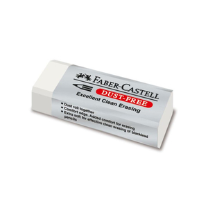 Faber Castel Dust Free Eraser 1pc