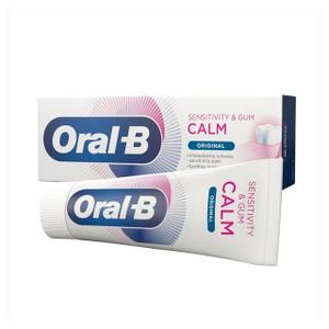 Oral B Sensitivity & Gum Original Mouthwash 2x75ml