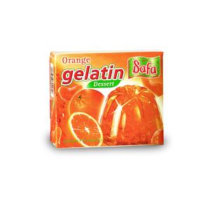Safa Jelly Orange 75g