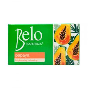 Belo Essentials Papaya Soap 135g