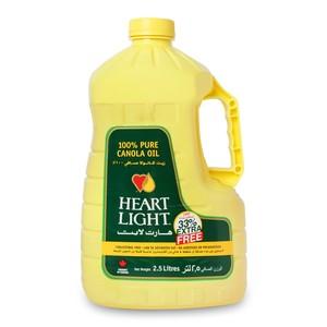 Heartlight Canola Oil 1.89l
