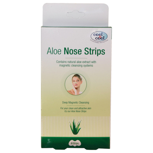 Cool & Cool Aloe Nose Strips 1pack