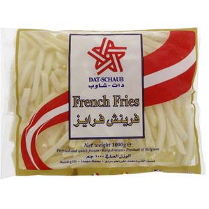 Sharjah Dat-Schaub French Fries 1kg