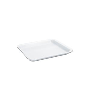 Foam Tray White 216x178x20 1pc