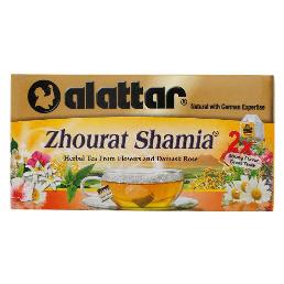 Al Attar Tea Zhourat Shamia 20pcs