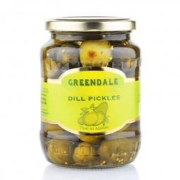 Greendale Hamburger Dill Chips 1kg