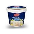 Kdd Vanilla Ice Cream Round Cup 1l