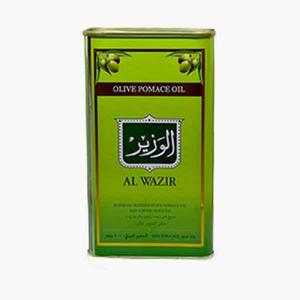 Al Wazir Olive Pomace Oil Tin 400ml