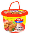 Dijla Broasted Chicken Cuts 800g