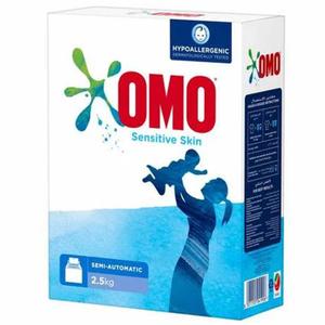 Omo Sensitive Detergent Powder 2.5kg