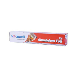 Hotpack Aluminum Foil 200sqft 1roll
