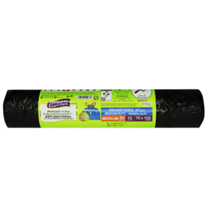 Enviro Care Anti-Bacterial Bio Degradable Draw String Bag 75x103cm